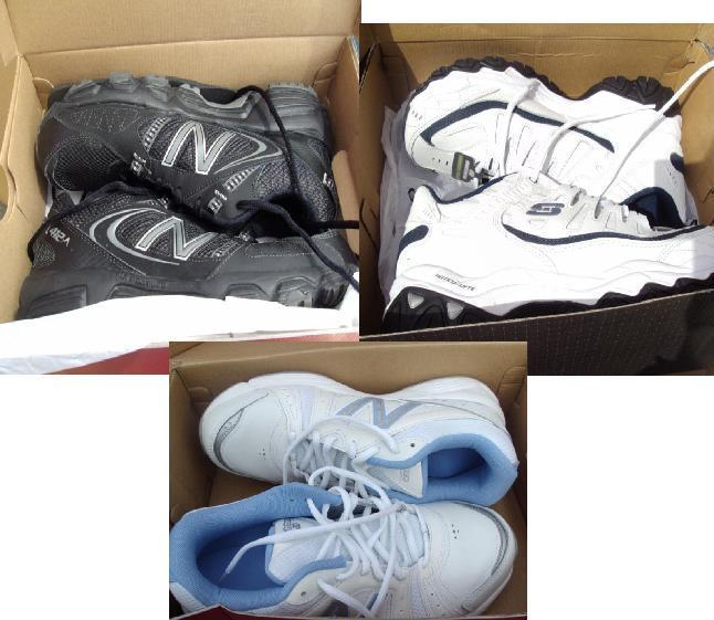 BRANDED ATHLETIC SHOES SHELF POOLS LOAD offer