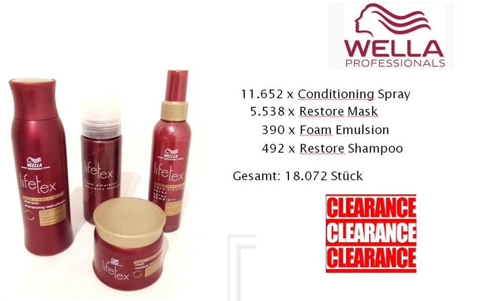 wella products stock offer
