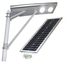 Integrated all in one solar street light / 3 years warranty