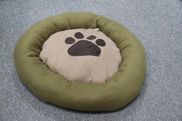 45750PCS Big Size Round Shape Dog Bed closeout china dec 2 16