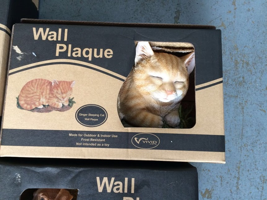 Novelty Pet Wall Plaques to Clear