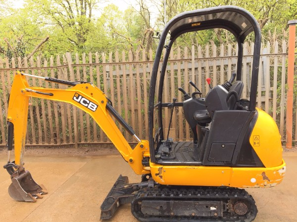 FOR SALE: JCB Mini & Micro Excavators