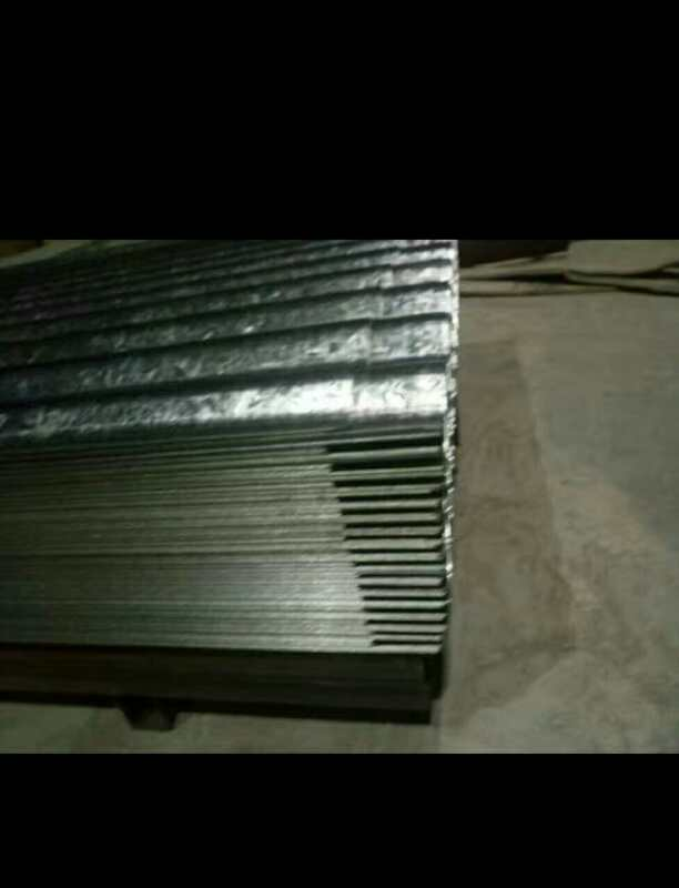 Prime Galvanized Corrugated Steel Sheet - Z60 Stock/