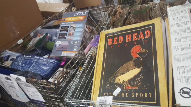 BASS PRO SPORTING GOODS LOADS