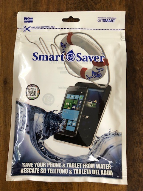 SmartSaver - Saves Electronic devices from water damage - New Pictures