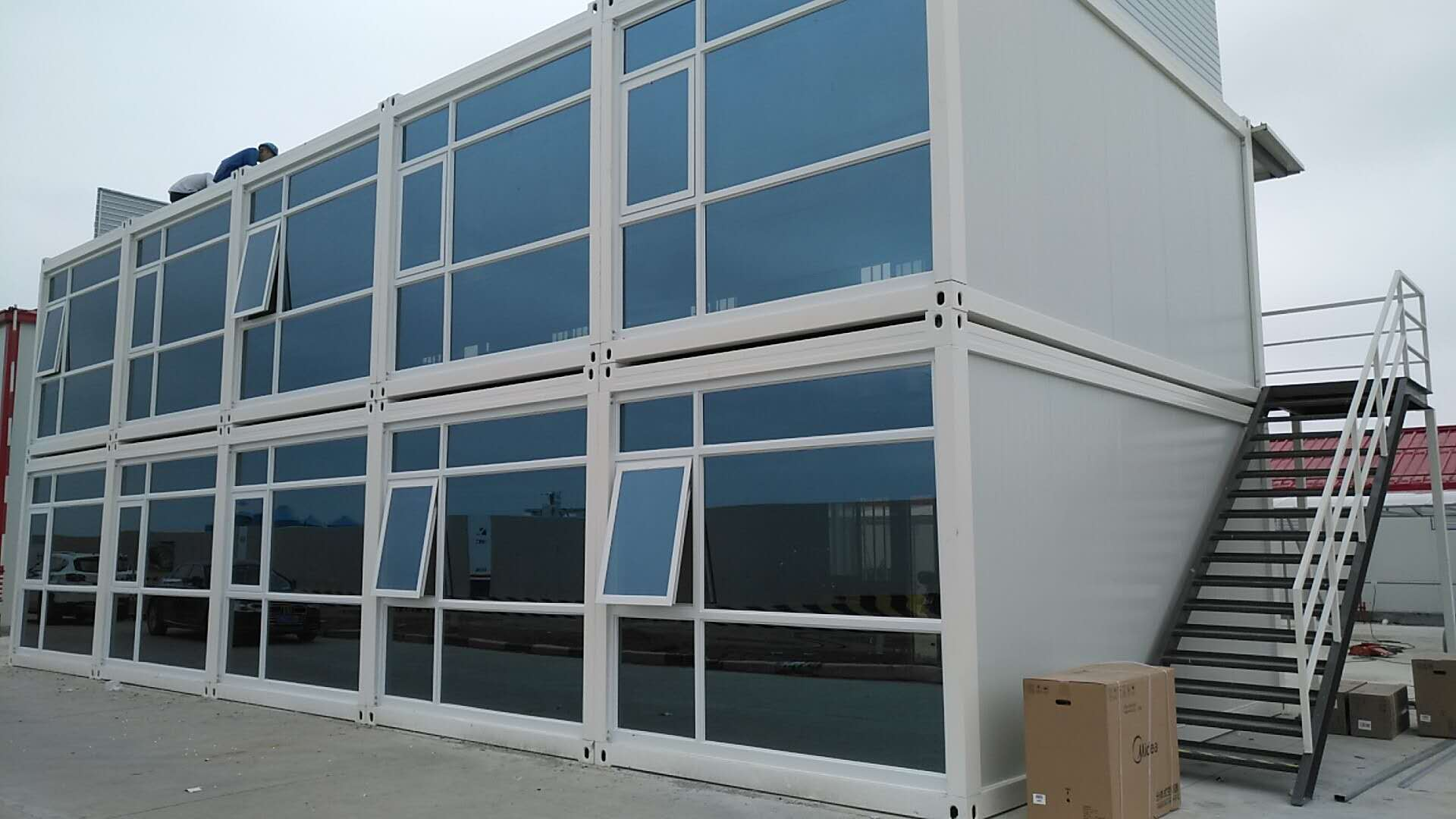 Hot sales Office modular container house