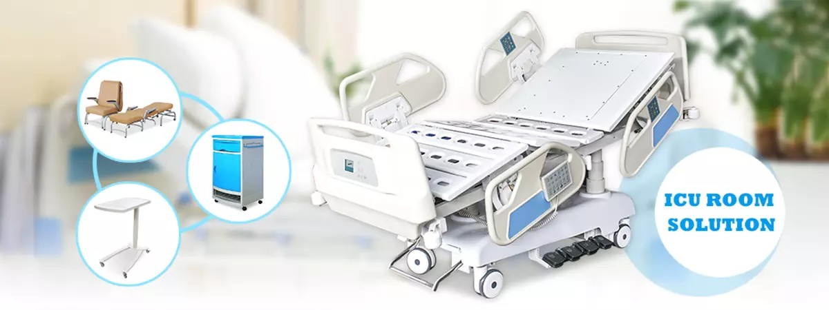 ICU ROOM AND PATIENT ROOM SOLUTION