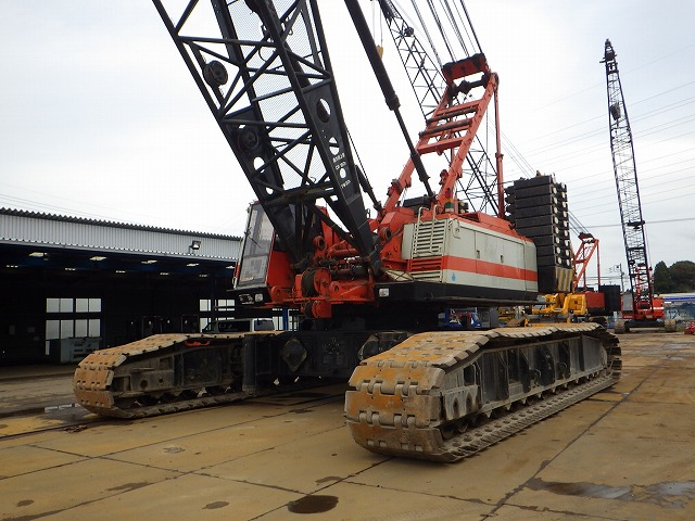 150 Ton Crawler-LS248-RH5-Japan
