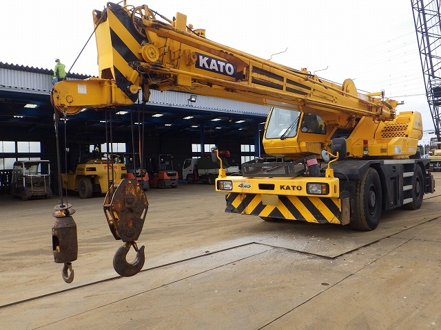 50 Ton Rough Terrain KR50HV- Japan