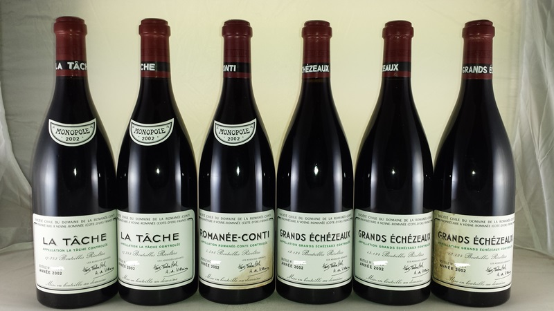 Very nice ''Rare'' offers of Domaine De La ROMANEE-CONTI ...