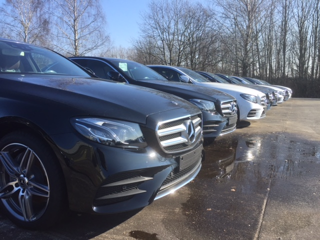 Mercedes Benz E A GLC