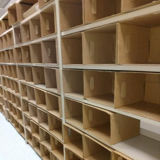 For Sale: Tennsco Shelving - 830 Sections - Used