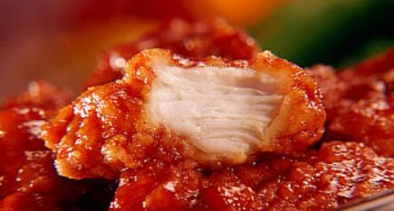 Offer Crispy Chicken Boneless Wings-