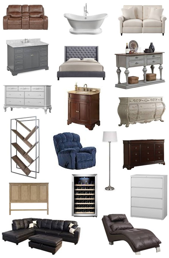 Hot New Offer, Decor & Furniture * 5 Truckloads