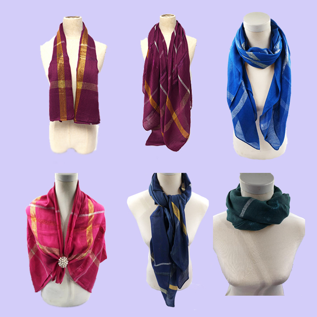 Surplus Stock Women Scarf 100,000pcs (181206)