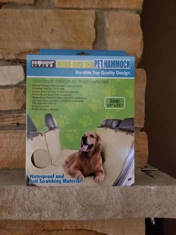NEW PET HAMMOCKS OFFER AVAILABLE