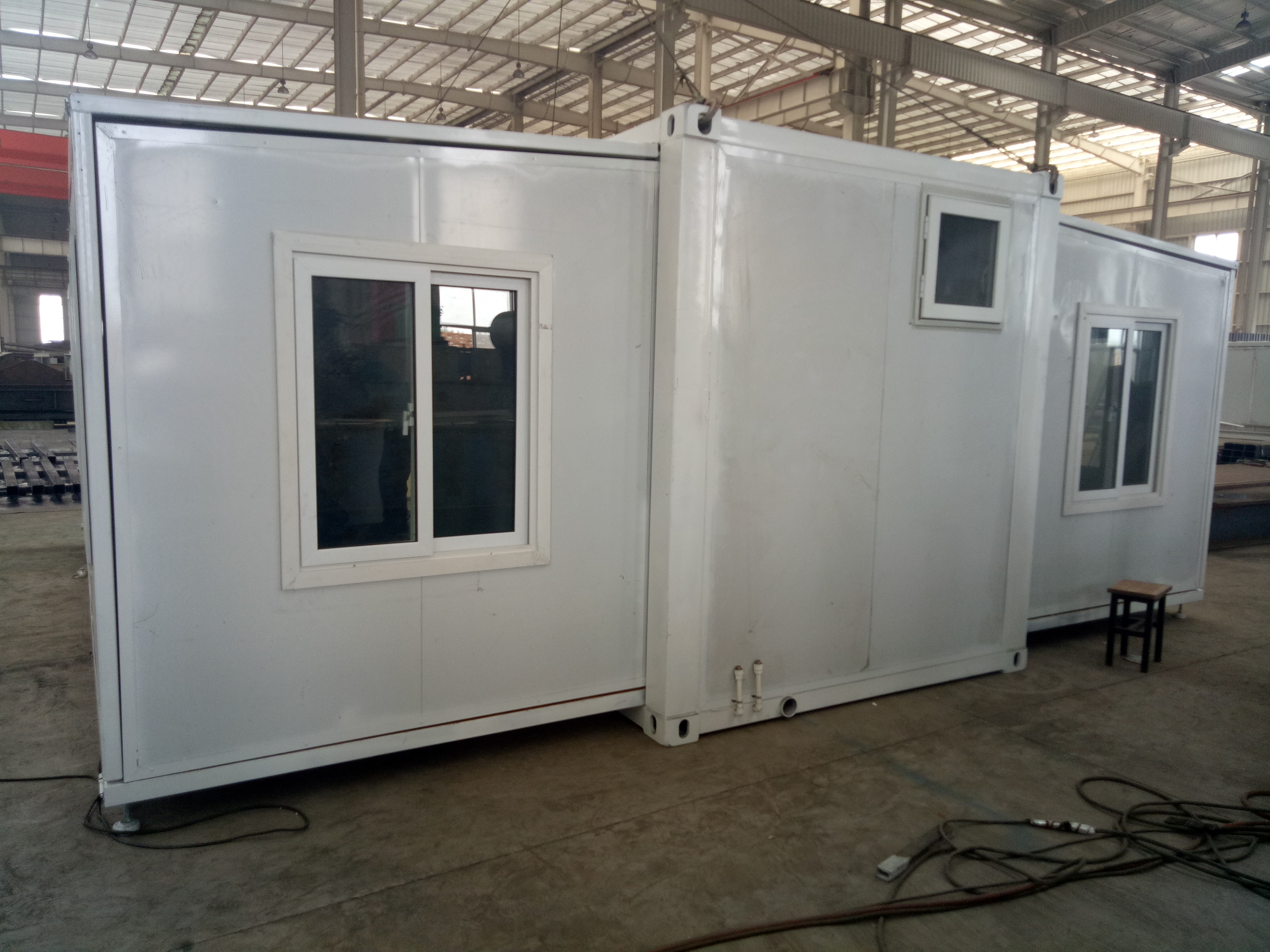 Our new product/ Expandable container house/