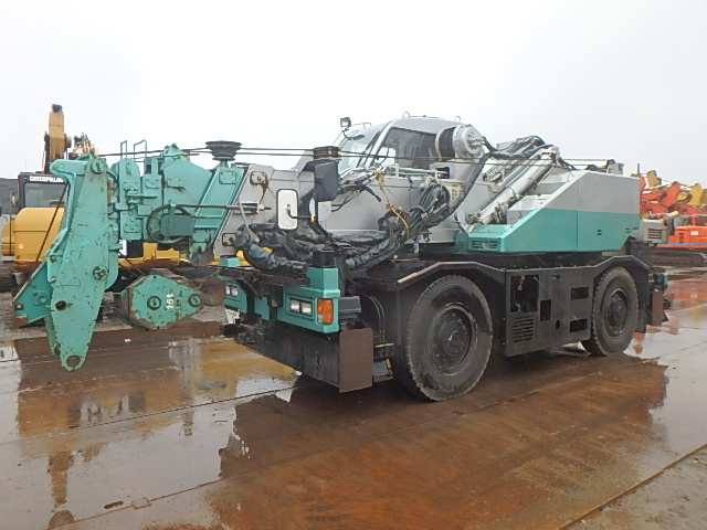 16 Ton Tadano with drilling auger- Japan