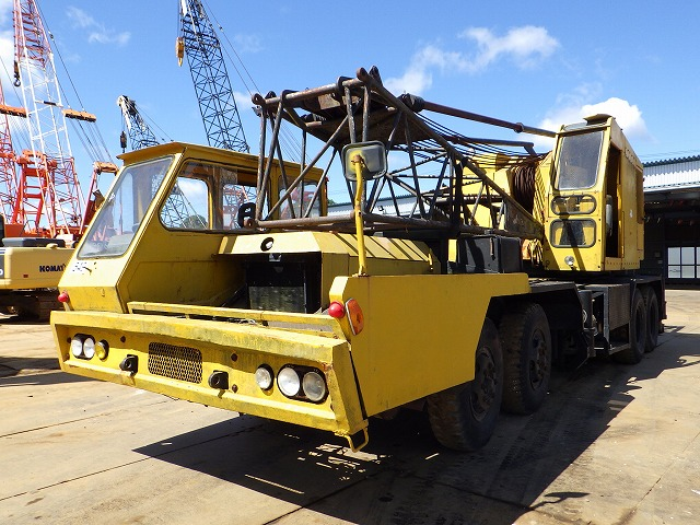 35 Ton-Mechanical Truck Crane-HC78- Japan