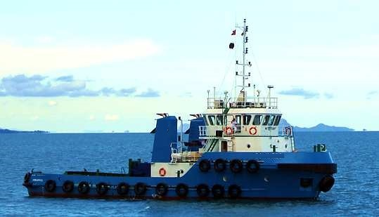 2014 Built 32m 3600Bhp Towing Tug - Prompt Sale