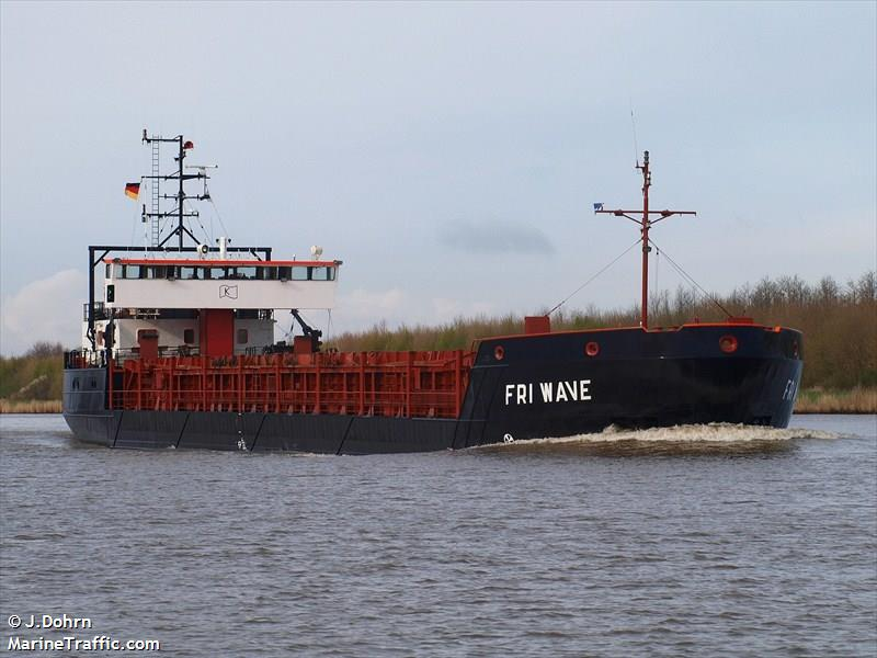 3 X General Cargo Vessels for sale