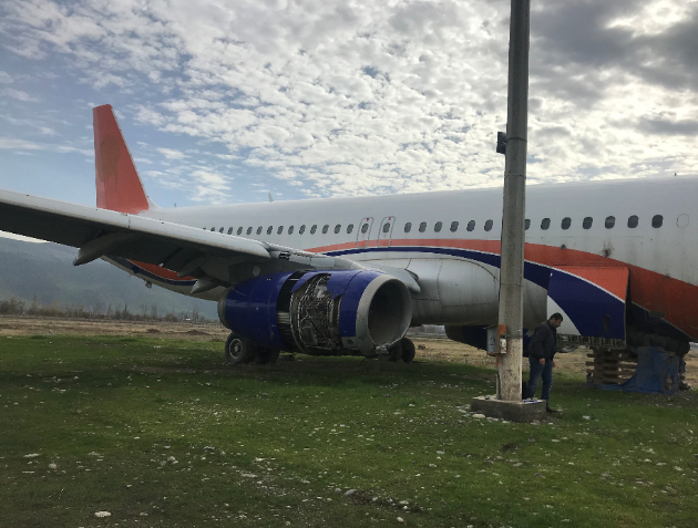 A320 YOM 1994 for spare parts