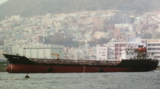 3,471 DWT PRODUCT OIL TANKER (M/T ANGEL NO. 1) FOR SALE