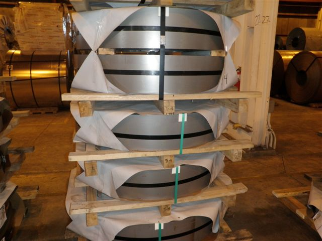 633 M/T MIXED SLIT COILS - ORIGIN USA.