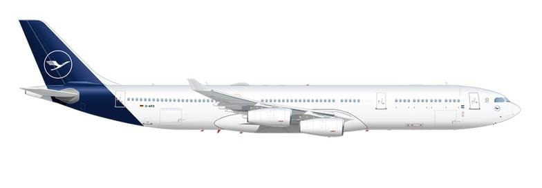 A 340 - 300 Aircrafts available for Hadj or long term ACMI lease or lease/purchase