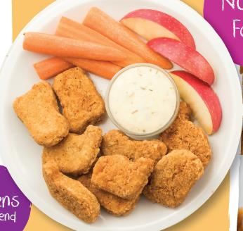 Fully Cooked Chicken Nuggets/Filets and more - new vendor