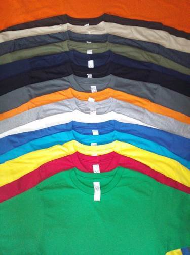 Men's Solid T-Shirt - 500.000 pcs bangladesh nov 15 18