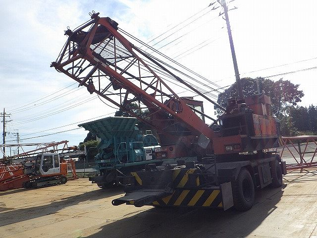 CCH250W-IHI-Mechanical Truck Crane--Japan