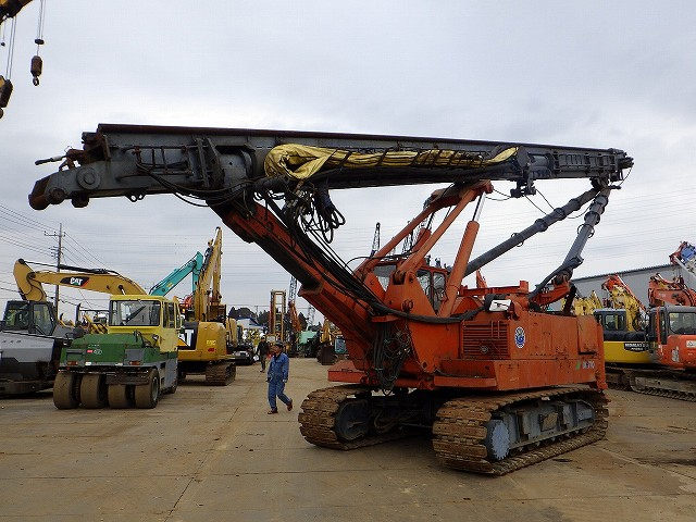 M50B-Piling Rig with Auger Machine-Japan