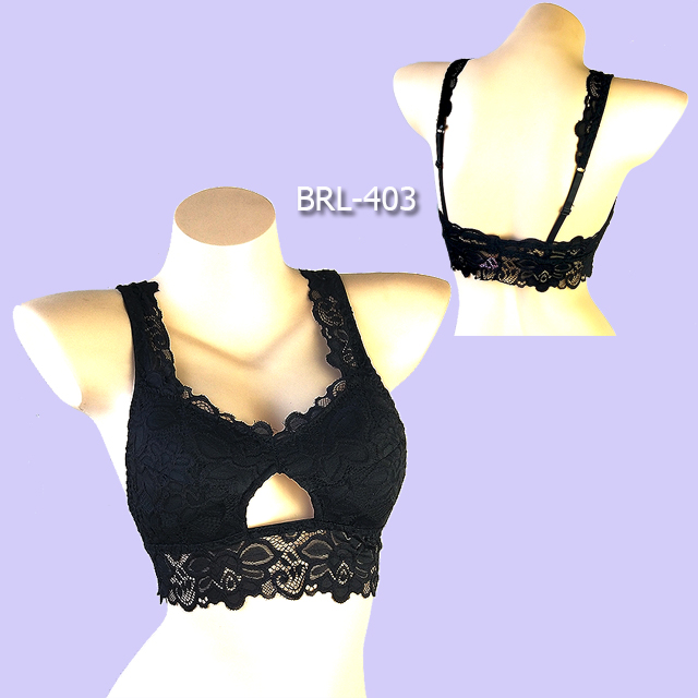 Stock Ladies Lace Bra 28,225 pcs (190307)