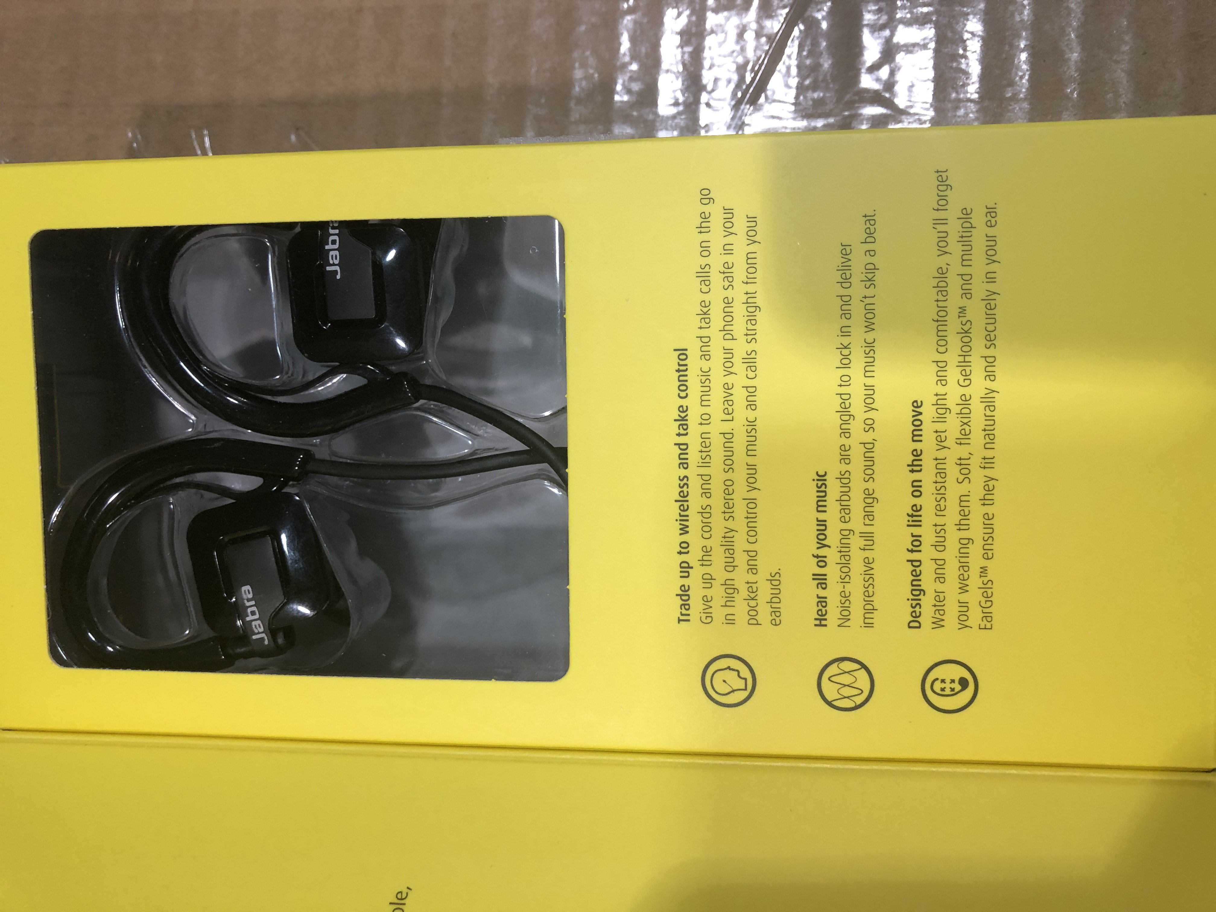 Jabra Bluetooth Headsets - STORM, STYLE, STEP and CLASSIC