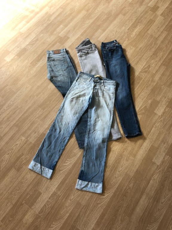 Jeans for men and ladies D&G, Levi's, Lee, Gas, Guess and others