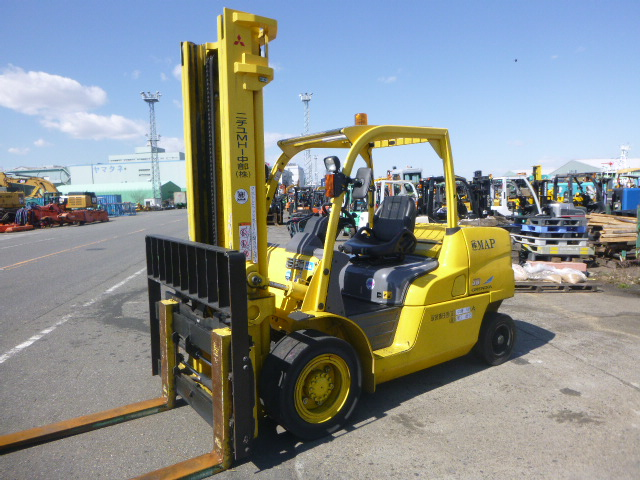 CATEGORY USED FORKLIFT(DIESEL)
