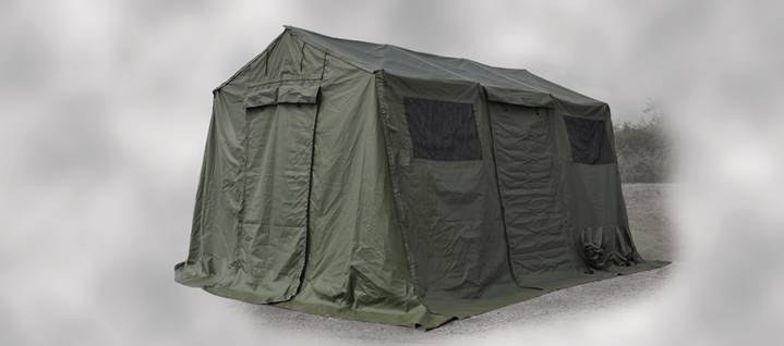 For Sale: 12 Military Tents