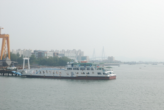 LCT TYPE OF CAR-FERRY