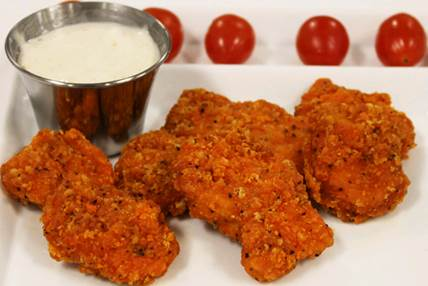 Hot Buy Spicy Chicken Nuggets $.65/lb delivered