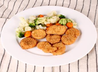 Offer RTC Breaded Chicken Nuggets