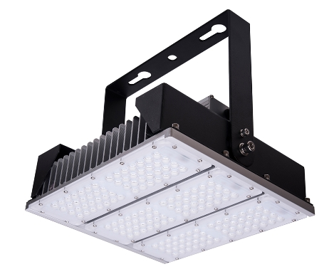LED industrial canopy tunnel flood light