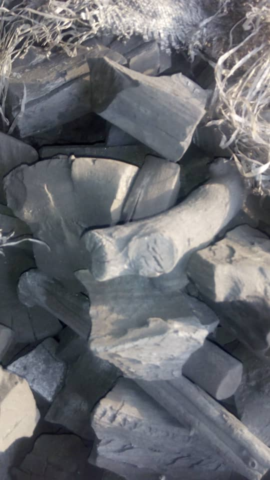 HARD WOOD CHARCOAL FOR SALE