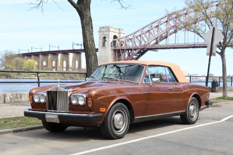 Beautifully Original 1982 Rolls-Royce Corniche Convertible: One Owner Car with 21k Miles