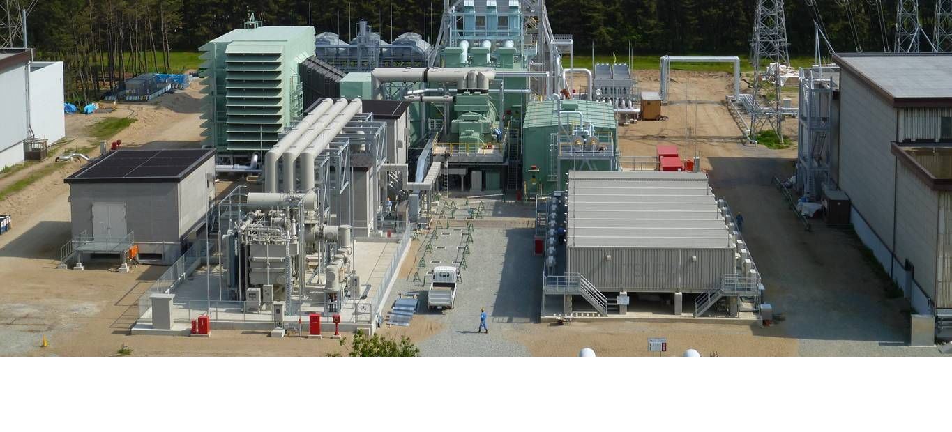Brand New 333MW /339MW GAS TURBINE POWER PLANTS (50HZ)