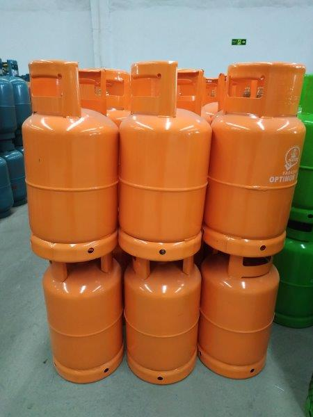 12.5kg LPG cylinder and manufacturing equipment