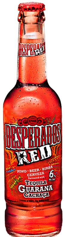 Currently we are looking for; Desperados RED 33cl bottles