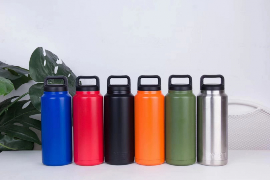 40000pcs of  stainless steel sports bottle