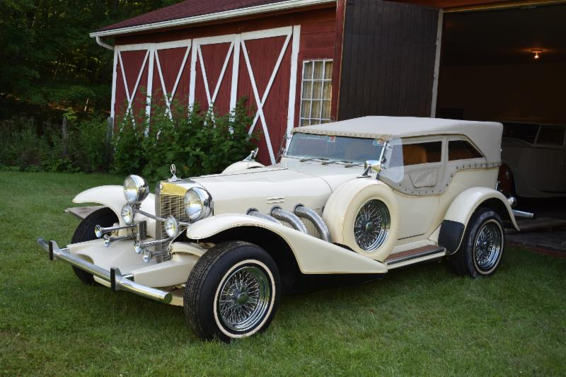 4,300 Original Mile 1976 Excalibur Series III Phaeton: One of Just 173 Produced in 1976
