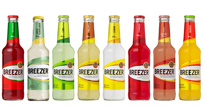 Bacardi Breezer 24x275ml